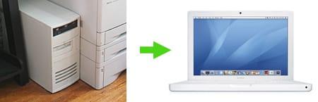 Barrel Green Macbook